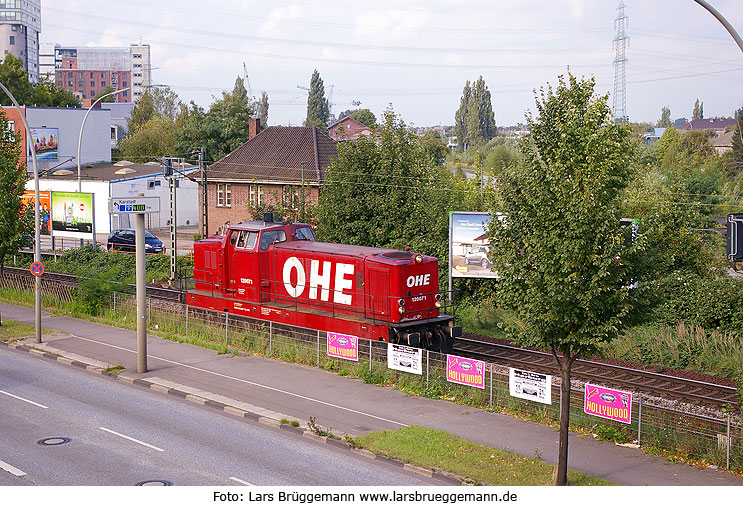 OHE Lok 120071 in Hamburg