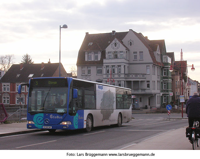 Cebus - Stadtbus in Celle