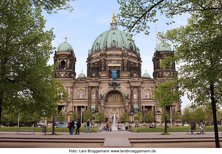 Der Dom in Berlin